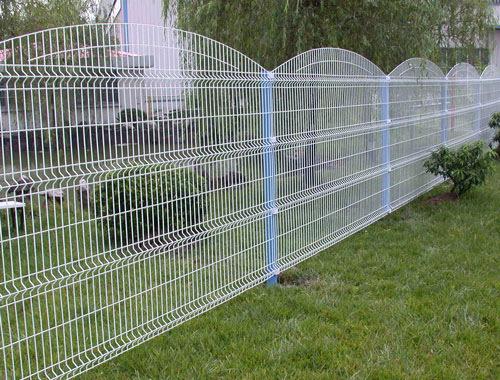 Hàng rào sắt đáng yêu cho ngôi nhà của bạn