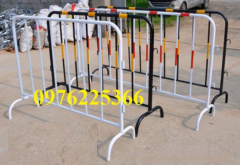 Hàng rào di động - Hàng rào kiểm soát đám đông