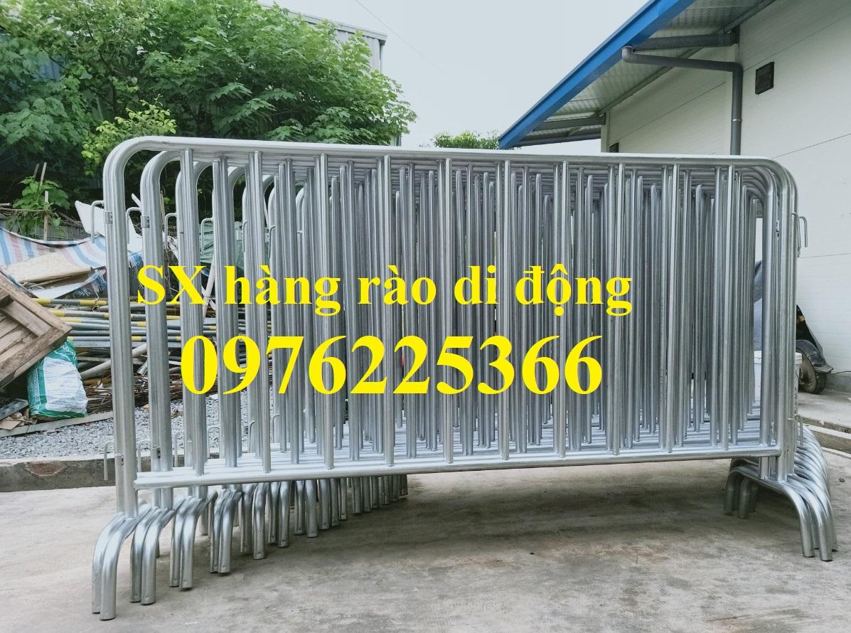 Hàng rào di động 1,2m x 2m