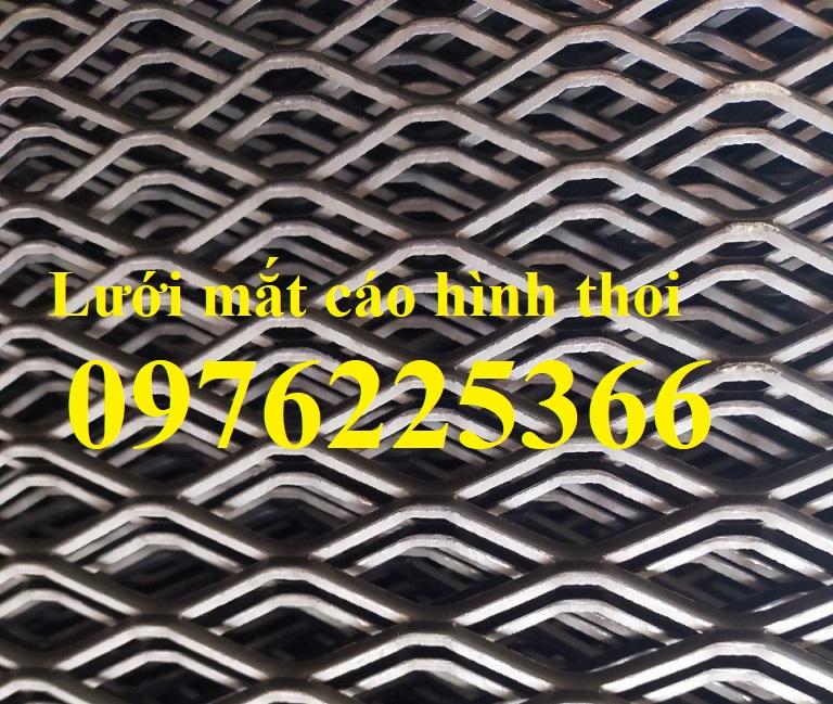 Chuyên sản xuất lưới dập giãn XG, XS, CH, S, G